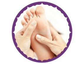 foot massage and reflexology in pickering